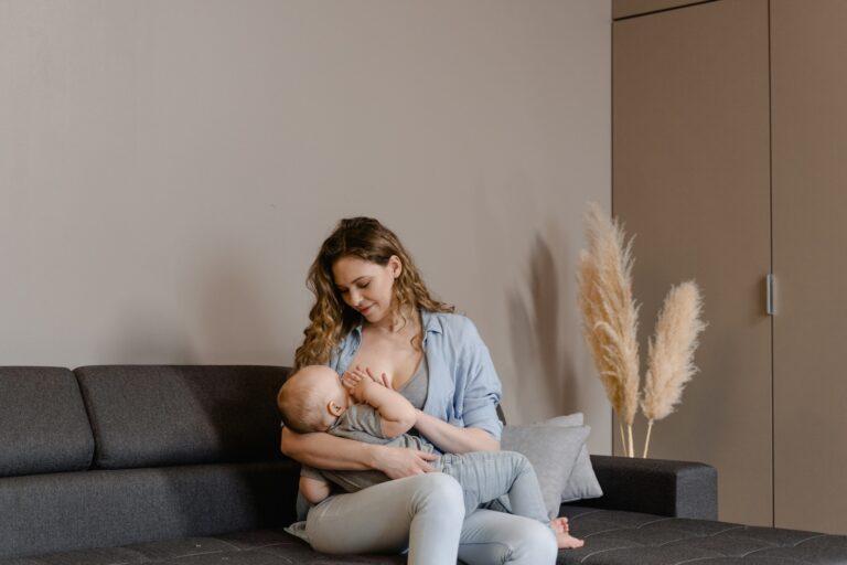 Ωφελιμότητα του θηλασμού και διατροφή κατά τον θηλασμό